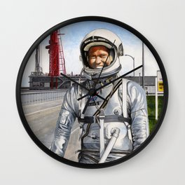 The Best Pilot You Ever Saw Wall Clock