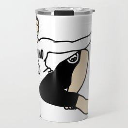 Michelangelo Х Moschino Travel Mug