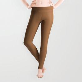Meerkat | Pantone Fashion Color | Fall : Winter 2018 | Solid Color Leggings