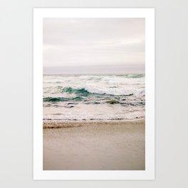 The Call of the Sea Art Print