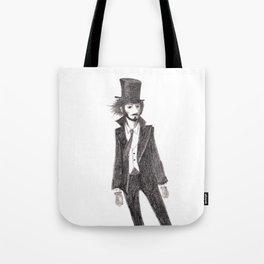The Dark Stranger Tote Bag