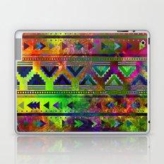 pop triangles Laptop & iPad Skin