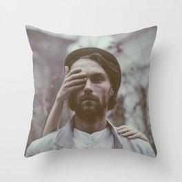 Men Always Win At Life Throw Pillow