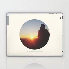 M and the Sun Laptop & iPad Skin
