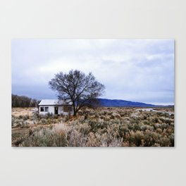 No one's home. Canvas Print