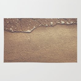 Ocean traces Rug