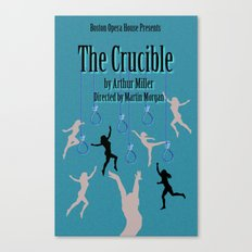 Crucible Canvas Print