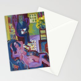 Modern Bohemia Stationery Cards