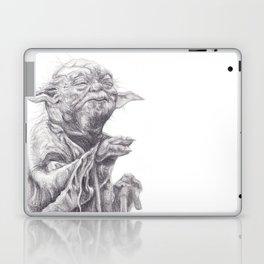 Yoda sketch Laptop & iPad Skin