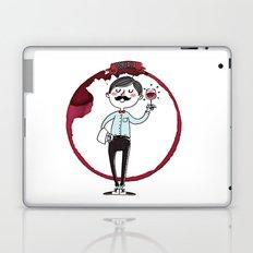 Ooh la la - the wine is good! Laptop & iPad Skin