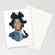 Jean-Michel Basquiat - Artist Series Stationery Cards