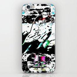 skate0107 iPhone Skin