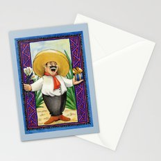 MARIACHI SINGER Stationery Cards