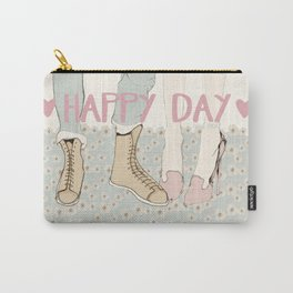 HAPPY DAY Carry-All Pouch