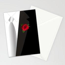 Bride&Groom/Groom's Suit Stationery Cards