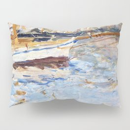 The Port of Nice - Digital Remastered Edition Pillow Sham
