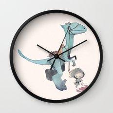 enquête Wall Clock