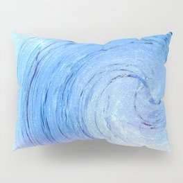 Ice Spiral Pillow Sham