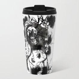 Black Angel Travel Mug