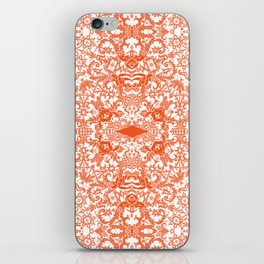 Lace variation 03 iPhone Skin