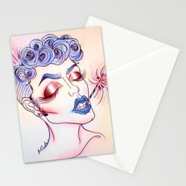 Miss America Stationery Cards