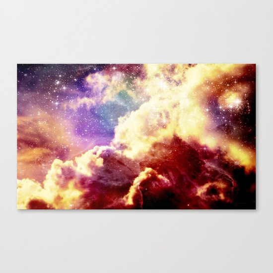 From Stardust to Stardust Canvas Print