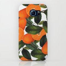 The Forbidden Orange #society6 #decor #buyart Galaxy S8 Slim Case