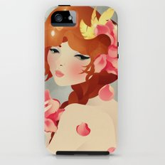 Lily iPhone (5, 5s) Tough Case