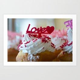 Sweet Love Art Print