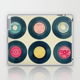 Vinyl Collection Laptop & iPad Skin