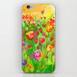 Tulips for Nicole 2019 iPhone Skin