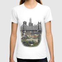 brooklyn T-shirts featuring Brooklyn by Mark MacPhail