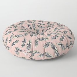 FLORALZ #6 Floor Pillow