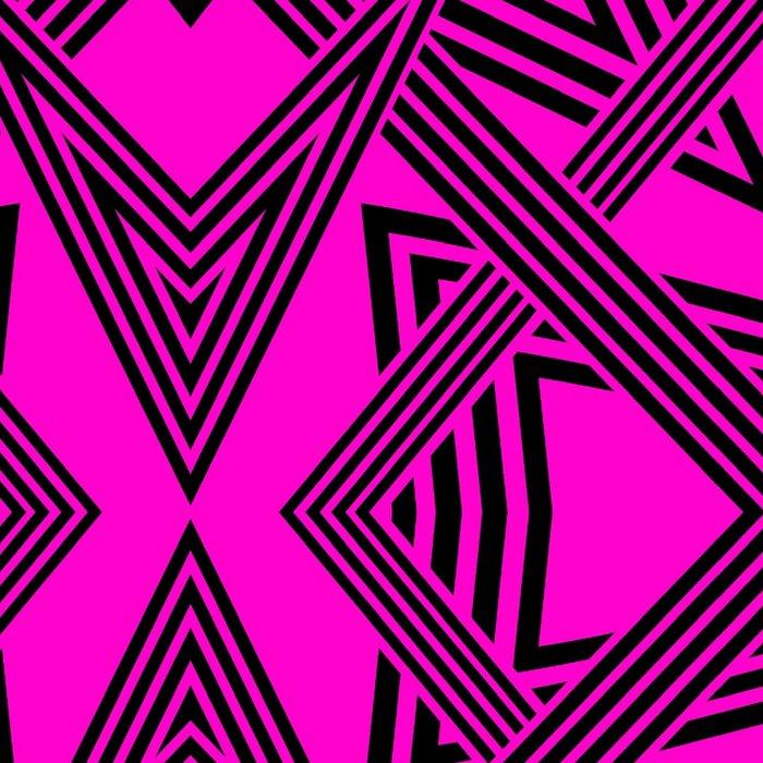 Ziggy Zaggy  |  Pink And Black Leggings