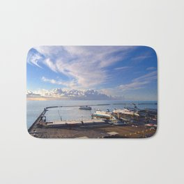 Dover Docks Bath Mat