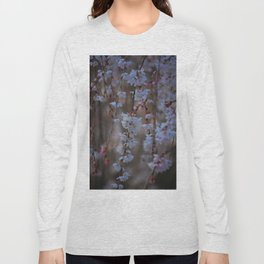 Cherry Blossoms in Bloom 1 Long Sleeve T-shirt