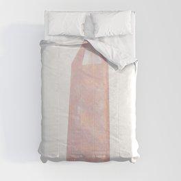 Pink crystal Comforters