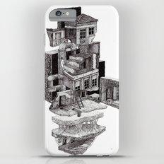 layers city iPhone 6s Plus Slim Case