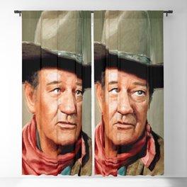 John Wayne Blackout Curtain