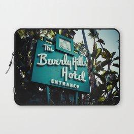 Beverly Hills Hotel, No. 2 Laptop Sleeve