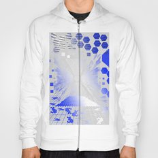 Digitize (White Background) Hoody