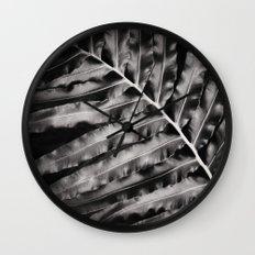 Secret Garden ~ No.3 Wall Clock