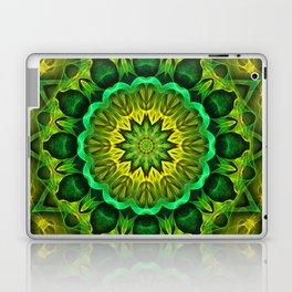 Blooming Forest Guardians Mandala Laptop & iPad Skin