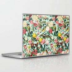 Floral and Birds III Laptop & iPad Skin