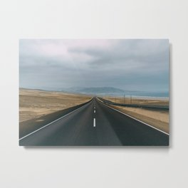 Road to Lima Metal Print