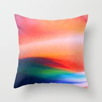 Knoll Throw Pillow