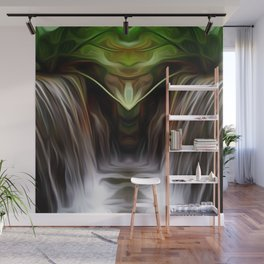 Fountain of Intention Wall Mural