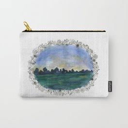 Sunset of summer days Carry-All Pouch