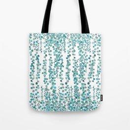 string of pearl watercolor Tote Bag