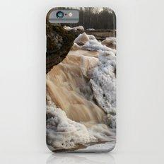Wintry Bonanza Falls  Slim Case iPhone 6s
